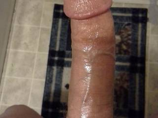smooth and ready to be suck on all night!!!