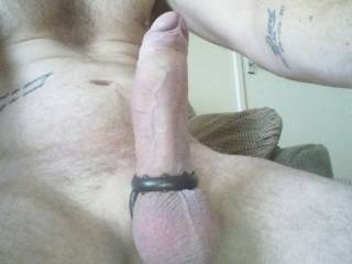 Need to feel a tight hole sliding down on me :p