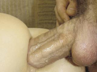 Nothing Like a Big Hard Cock in my Ass to Make Me Wet...