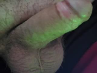 Just his small cock