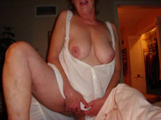 oh yummm such a sexy mature milf body so would like to tongue bath you all over mmm you make me stroke my cock too you