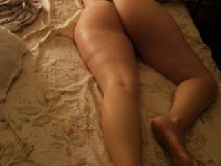 my wife after a fuck