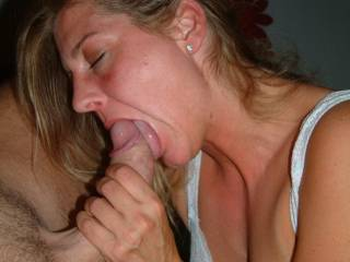 She loves cock, lick, bite, deep swallow