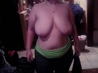 My house whore showing her only worth......free ANYTHING to anyone who can identify her in a message