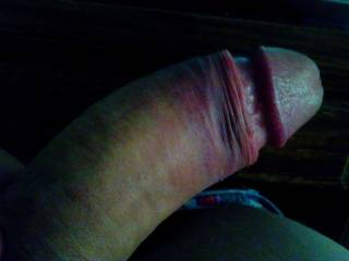 A good looking dick....one I'd suck.  MILF K