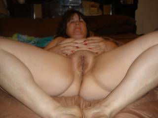 I'll eat you out tell you beg n beg me to fuck your hot wet pussy.