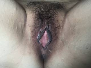 my hairy pussy, which is best, hairy or smooth?