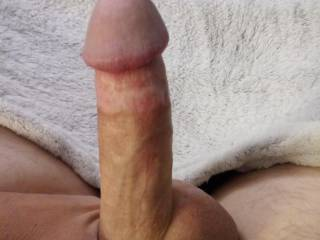 My hard cock and balls