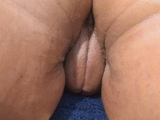 Ready for a big hard cock.