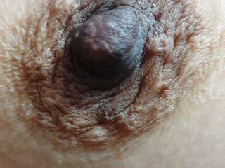Would you like to suck and nibble my erect nipples ? Just tell me !!!