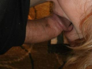 It does not take much for me wanting to go down on my man.  I truly love sucking dick