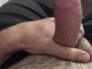Early morning cum after watching some zoig porn.