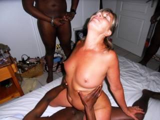 I like fucking with black lover