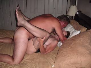 Patty cumming on a friend\'s cock