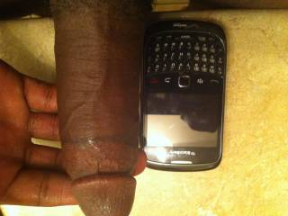 Look @ my blackberry!!