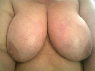 these are my tits. all natural