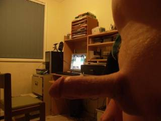 hard shaven cock