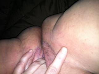 OMG i would enjoy eating your ass, pussy up and down with my tongue piercing if i had the chance..... Hot hot hot