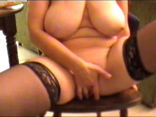 OMG your tits are amazing! :) Not a lezbo - just have a slight fetish with other girls' big tits ;) I NEED MORE! Can't wait to show my man when he gets home ;) ~x0x0, Sarah ...