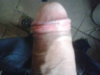 my friend after an afternoon of passion with my wife