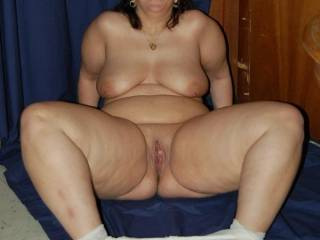 Oh yes now that's my kind of thick sexy BBW I could have some fun in your hot sweet thick pussy mmmmmmmmm