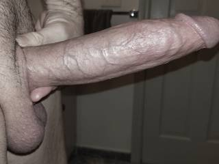How I need a tight, wet, burning hot, shaved, adorable pussy to split open, stretch, fill, penetrate and pump full of my manly meat! Will you bend over for my lustful thrusts?