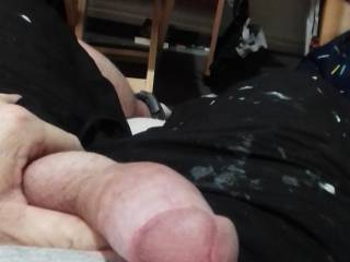 Wanted to share a little pre cum for you