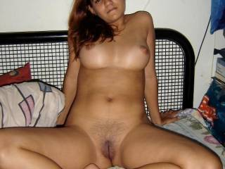 I\'ll love to see cum on my pics!