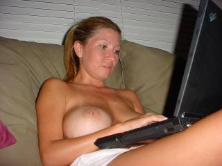 awesome tits they are huge