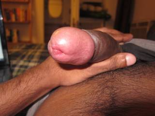 a truly huge and thick gorgeous black dick for my mouth, pussy and hope ass too