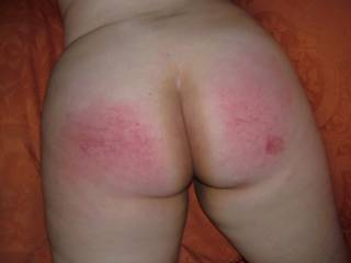 she told me she likes a good spanking whats a man to do?