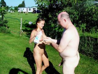 Here are some pics to go along with the vids from the adult themed nudist weekend at The Grand