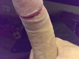 Couldn\'t resist a quick wank at work .......