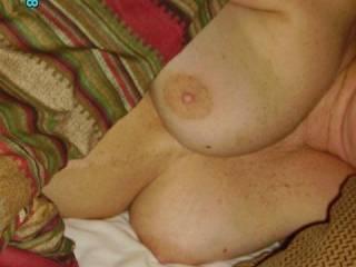 soft sqeezable tits