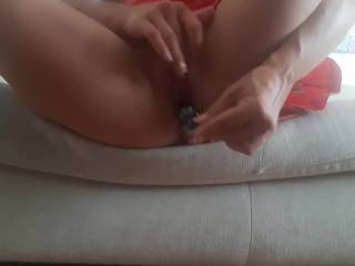 Toying and cumming for you....enjoy...