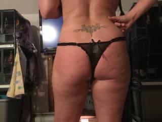 Got her new panties