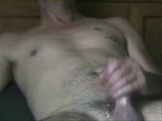GREAT JACK OFF and CUM VID..!!!..Id love to suck you off anytime..and drain your balls for you...Nice cock and love those tight balls..Great VID..!!!!!..best Ive seen lately..!!