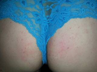 Love to spank that ass and then give her a good fucking