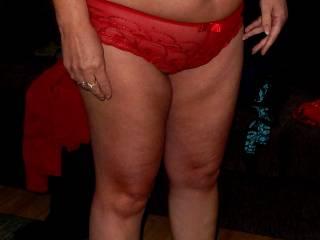 Do you like her new panties.......