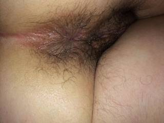 I would love to lick,,then probe my tongue in your arse,,,finger both your pussy and arsehole,,,then slide my hard throbbing cock deep in your arse till you feel my balls slapping against you fucking you deep till I shoot my cum deep inside you,