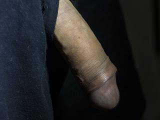 my penis escapes out of my pants for some fresh air mmm
