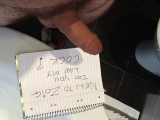 Married 49 years old small cocked man loves hearing about wife\'s trying new bigger cocks and telling their husband all about it