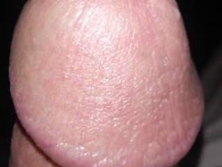 Oozing a lil pre cum out the tip any of y'all zoig ladies wanna help me clean it off the head?