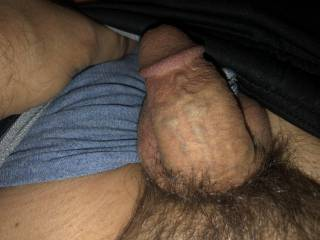 My small dick