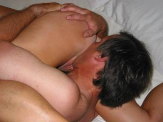 I bet that pussy tastes so sweet. I'd love to find out.