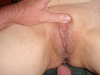 Showing my hard clit to my friends!  Hope youre stroking for me! kisses Diana