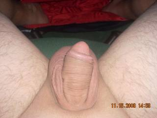 iT'S ABOUT LIKE MINE. i'D LOVE TO PLAY WITH IT AND SUCK IT UP TO EJACULATION FOR YOU.   lOPOKS DELICIOUS.