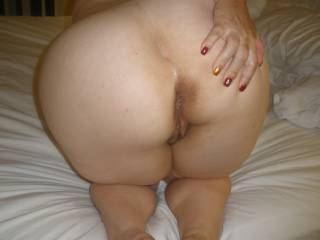 I am spreading it wide open for you ,what will you do to me?
