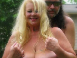 """Way more than a handful. I could use some help with this """"hand bra"""" role :)"""