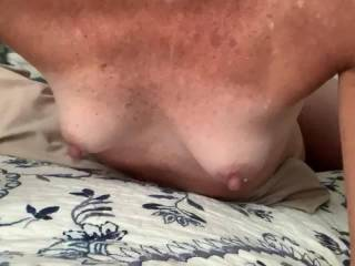 I was fucking her from behind as we were supposed to be in the chat room. Computer issues, so she held my phone and recorded. I was telling her that she should pick one or two guys and have them jerk off for her while she chatted with them.